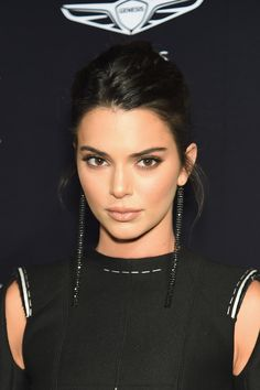 Kendall Jenner (American model) steps out for Harper's BAZAAR Icons party, during the New York Fashion Week (NYFW) on the night of Friday September 2018 at the Plaza Hotel in New York City, New York, United States of America. Maquillage Kendall Jenner, Kendall Jenner Makeup, Kendall Jenner Photos, Kylie Jenner Outfits, Kendall Jenner Outfits, Kendall Jenner Snapchat, Le Style Du Jenner, Gigi Hadid Looks, Kardashian Jenner
