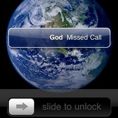 I dreamt I missed a phone call from God—is God trying to tell me something?