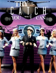 Mix and match me, try to catch me if you can! You have no idea how many people I would've killed to see this musical live.