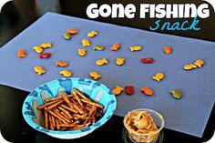 Gone Fishing Snack