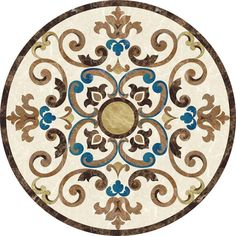 Hand Painted Plates, Plates On Wall, Floor Design, Ceiling Design, Interior Design Presentation, Wall Painting Decor, Tin Tiles, Filigree Design, Floor Patterns