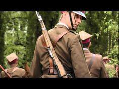 My Pierwsza Brygada - Marsz Pierwszej Brygady - Z Napisami - YouTube Poland Culture, Music Clips, Jaba, My People, Troops, Youtube, Film, Funny Quotes, Beautiful