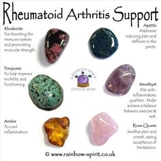 Tips On How To Properly Deal With Arthritis. Knowing that arthritis is a part of your life is stressful enough, and finding ways of dealing with it should not have to be stressful, as well. The tips a Crystal Magic, Crystal Healing Stones, Crystal Shop, Amethyst Crystal, Crystal Cluster, Healing Rocks, Amber Crystal, Chakra Crystals, Crystals Minerals