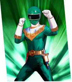 green zeo rangers - Google Search