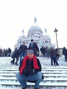 RECORDANDO MOMENTOS. PARIS, BRUSELAS, BRUJAS. (SAGRADO CORAZON)- THE APPLE PIE