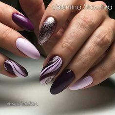 Blue marble coffin nail art design - nail art design - The most beautiful nail models French Nail Designs, Best Nail Art Designs, Trendy Nail Art, Cool Nail Art, Purple Nails, Pink Nails, Super Nails, Nagel Gel, Beautiful Nail Art