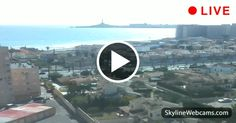 Live view from #LaManga #Spain. #Travel #Europe #webcam