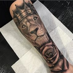 King of the Jungle Forearm work