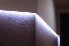 Detalle iluminación indirecta. Interiors, Lighting, Home Decor, Home, Indirect Lighting, Architectural Firm, Fotografia, Decoration Home, Room Decor