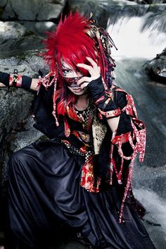 This is Visual Kei