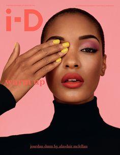 ¡jourdan dunn es la modelo del año! | look | i-D