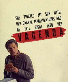 favorite quote on Fringe Oh Walter!! haha! ;)