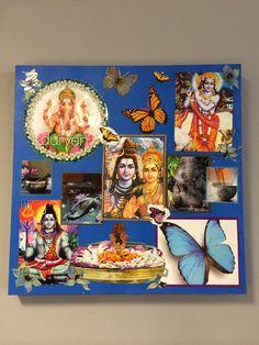 MoodVisionBoard India 2012 Cindy van der Flier