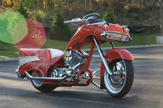 Schussler| Orange County Choppers  ( for the boys when they get old enough! hah!