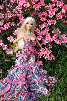 Barbie Versace en Ginebra
