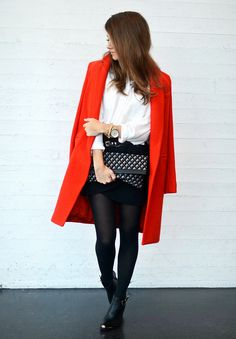 All outfit it amazing, very fashion