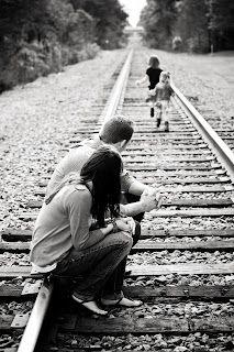Railroad track photos