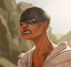 Teny Issakhanian Furiosa Sketch Dailies ★ || CHARACTER DESIGN REFERENCES (www.facebook.com/CharacterDesignReferences & pinterest.com/characterdesigh) • Love Character Design? Join the Character Design Challenge (link→ www.facebook.com/groups/CharacterDesignChallenge) Share your unique vision of a theme every month, promote your art and make new friends in a community of over 20.000 artists! || ★