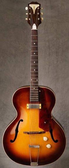 Vintage 1953 Epiphone Century Guitar