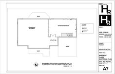 17 best portfolio autocad images autocad, ceiling plan, crossword House Electrical Plan basement floor electrical plan