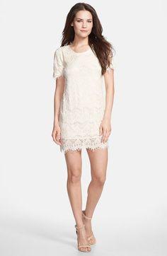 Everleigh Lace Shift Dress (Regular & Petite)