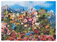 Kent Rogonwski - puzzle collage art