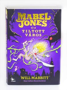A semmitől meg nem riadó Mabel Jones visszatér. A csíkos pizsamás kalandornak tavaly óta született egy huga, akivel kénytelenek megosztozni a gyerekszobán. Sajnos. Mert Mabel hajlamos a falra kenni mindazt, amit az orrában talál #kolibrikiado #mabeljones #willmabbitt #kaland #könyv #kincs #kaloz