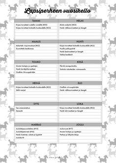 Desperate Housewives, Konmari, Under Construction, Homemaking, Bujo, Vocabulary, Sheet Music, Calendar, Organization