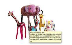 #onekingslane #designisneverdone  Collection of Beaded Animals from Monkeybiz