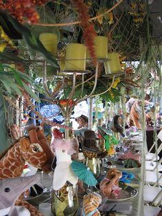 Jungle Baby Shower| shower, baby, jungle theme, event, nature | Entertaining. Decorations by Sharon Belanger Dalton