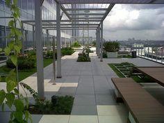 BLADEX TOWER - News - Petral - raised floor system