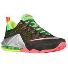 Nike LeBron 12 Low - Men's - Shoes