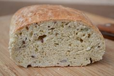 kitchen & aroma: mixed seed bread with thyme and rosemary