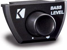 Kicker Dash Mount Remote Bass Control for CX Amplifiers Amps 12CXRC,    #Kicker Parts