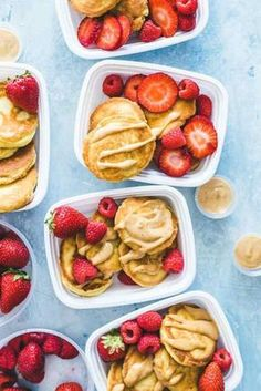 Yes You CAN Meal Prep Pancakes! Meal Prep on Fleek™ Yes You CAN Meal Prep Pancakes! Meal Prep on Fleek™ Jacqueline Maatz jacquelineschac Mealprep Breakfast Meal Prep Pancakes that […] meal prep tasty Lunch Snacks, Lunch Recipes, Healthy Snacks, Breakfast Recipes, Healthy Eating, Cooking Recipes, Healthy Recipes, Breakfast Pancakes, Healthy Breakfast Meal Prep