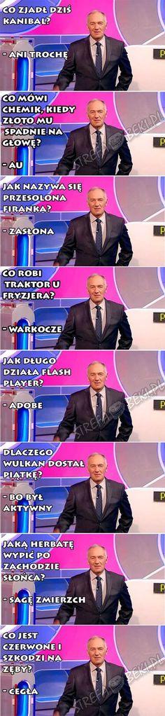 Haha Funny, Funny Jokes, Hilarious, Polish Memes, Foto Gif, Weekend Humor, Funny Mems, Man Humor, Reaction Pictures