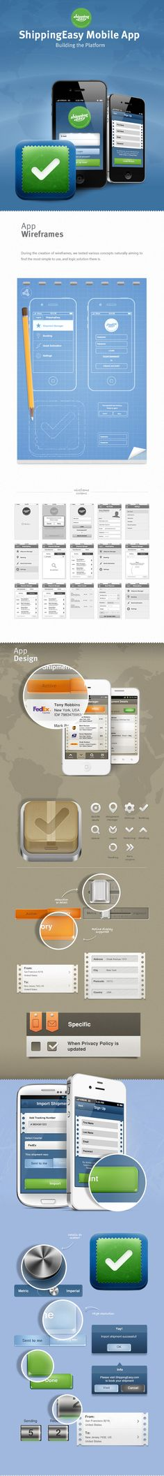 ShippingEasy Mobile App
