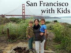 Visiting San Francisco with Kids from This Is My Happiness travel blog  Perfect, planning on meeting Mandy in San Fran
