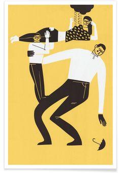 Balance - Stephanie Wunderlich - Premium Poster