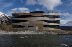 Gewerbehaus Islas by Mierta & Kurt Lazzarini Architekten  #architecture #building #office