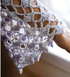 Suéter – Delicadezas al Crochet