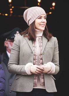 gabriellademonaco:  Crown Princess Mary, November 1, 2015