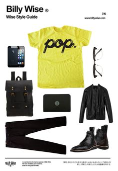 Pop Outfit
