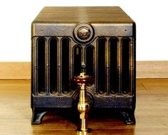 Nine-column radiator from Heritage Cast Iron Radiators -