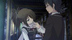Trinity Seven - Kazama Levi and Arata