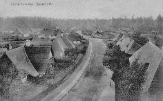 Gieschewald (Polish: Giszowiec), workers colony, by Georg and Emil Zillmann