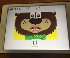 The Digital Build and Say B.E.A.R.R. Pack uses Teddy images for each alphabet letter.  You can download to your iPad for Teddy fun!    Discover how the B.E.A.R.R. Pack connects to Mouth Position Cards and other Teddy materials on the official Teddy Talker™ blog!