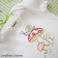 Hand Embroidery Designs For Baby Clothes | 60 Best Hand Embroidery Designs Images Baby Sewing Baby Coming