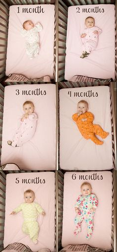 cute picture idea for a baby