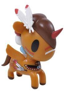 """tokidoki Unicorno Blind Box Vinyl Figure Series 3 - Character """"TIMBER"""""""